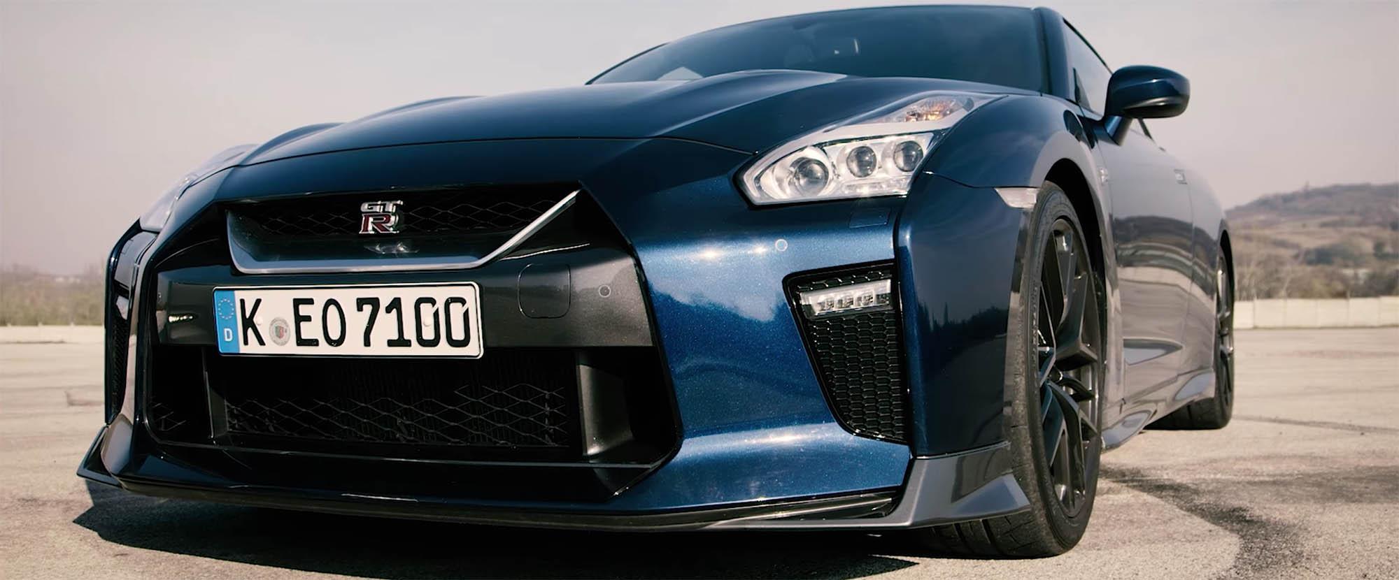 Nissan GT-R Black Edition 2017